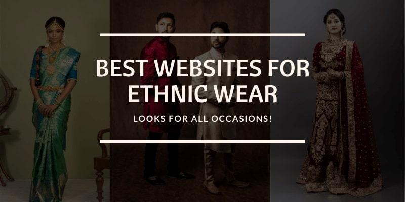 ethnic wear offers & deal