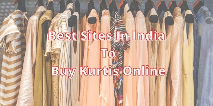 Buy kurtis online from best site