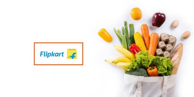 Flipkarts coupons for Online Groceries