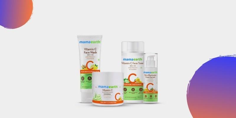 Mamaearth Skin care product