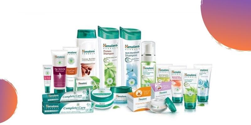 Himalaya skin care products