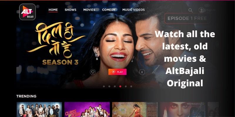 ALTBalaji Subscription Offers