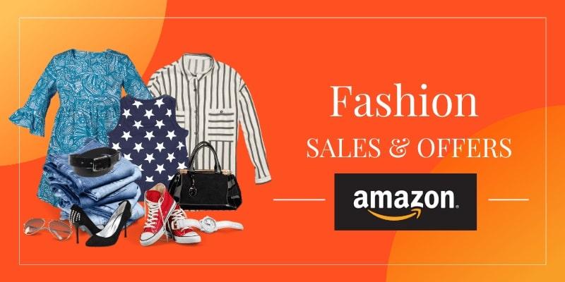Amazon Fashion Sales & Offer