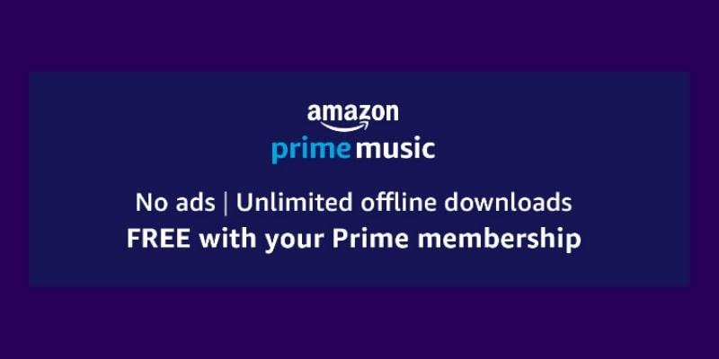 Amazon Prime Music Offers