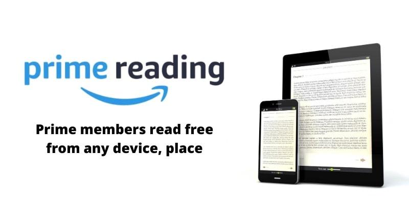 Amazon Prime Reading Offers