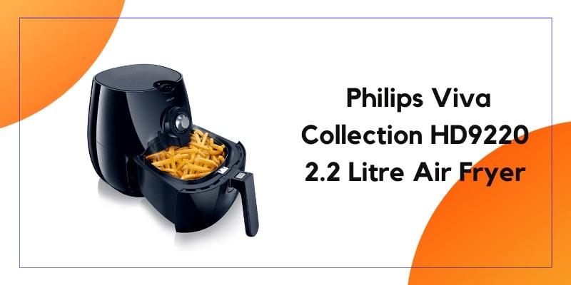 Philips Viva HD9220 Air Fryer