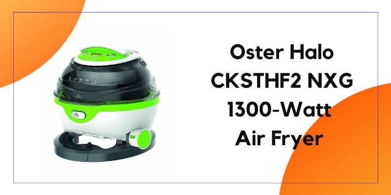 Oster hola CKSTHF2 NXG 1300 Air Fryer