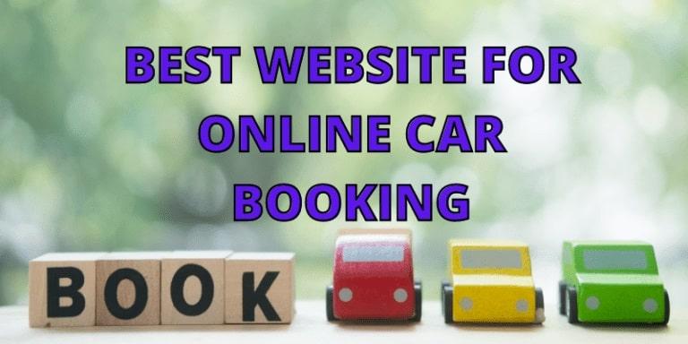 Best website for online car booking