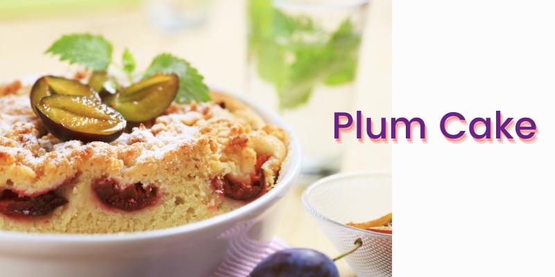 Plum cake: Christmas gift Ideas