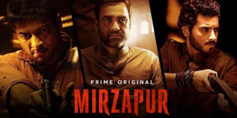 Mirzapur : Amazon Prime
