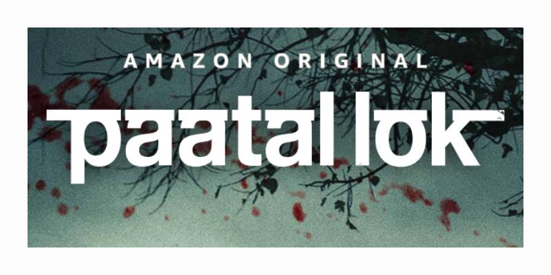 Paatal lok:Amazon Prime TV Series