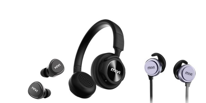 MIVI headphones