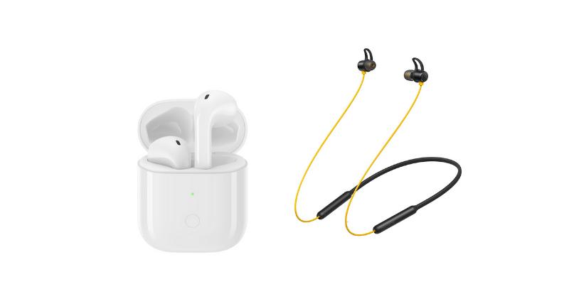 Realme headphones