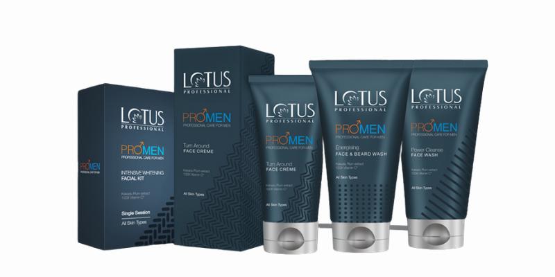 Lotus Men's Facial Kit