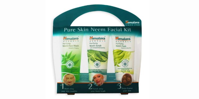 Himalaya Facial Kit